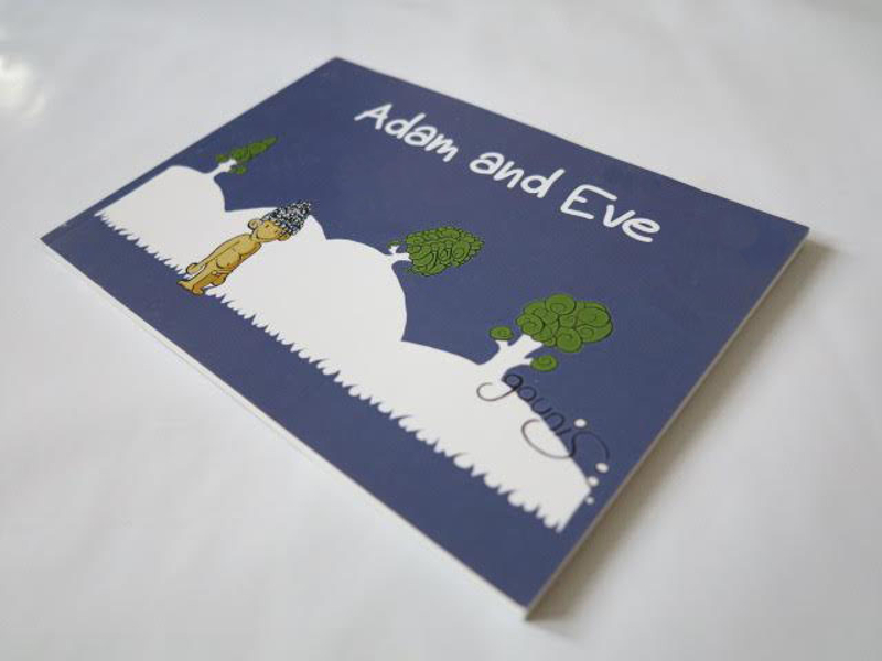 "Cover of ""Adam and Eve"""